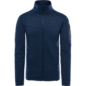 The North Face M's Hadoken Full Zip Jacket Urban Navy Light Heather